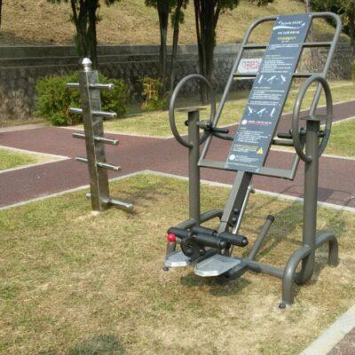 부산시 중구 영주배수지 체육공원